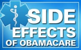 sideeffects of obamacare