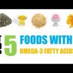 omega three fattyacids
